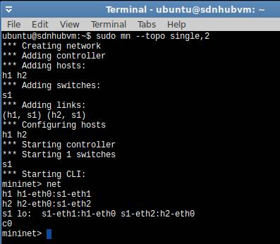 Lab 21:How to use iperf over mininet?